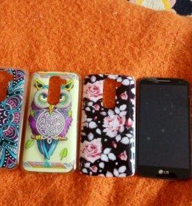 Телефон LG G2 mini