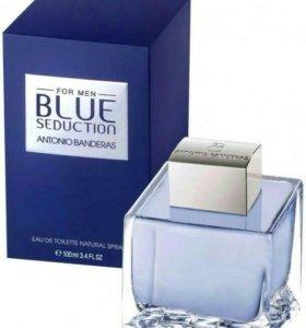 Парфюм Antonio Banderas Blue Seduction 100мл.