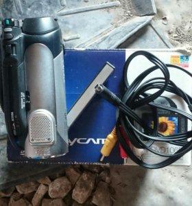 Видеокамера Sony DCR-DVD 106E