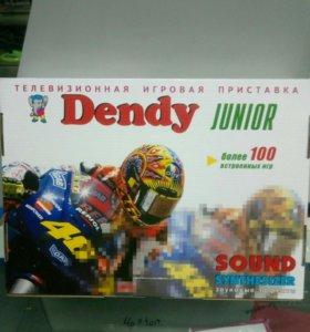 Dendy 104 встроенные игры