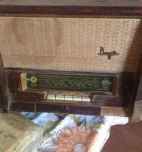 радиоприемник даугава