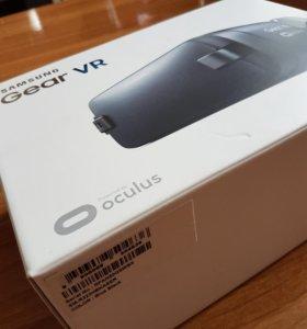 Виртуальные очки SAMSUNG GEAR VR, SM-R323NBKASER.