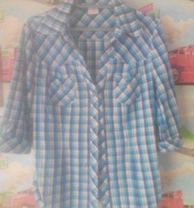 Продам рубашечку 48-50р.