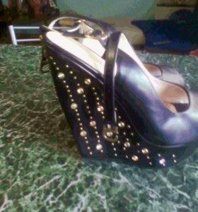 Туфли гламурные