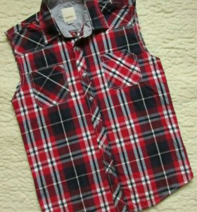 рубашка без рукавов мужская DIESEL