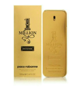 Paco Rabanne 1 Million Intense 100мл.
