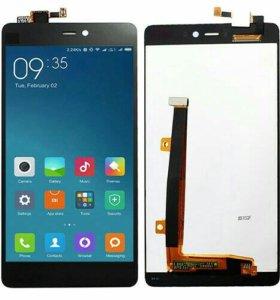 Дисплей для Xiaomi MI4i с тачскрином