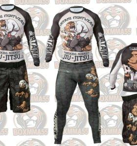 Tatami рашгард, шорты, компрессионные штаны
