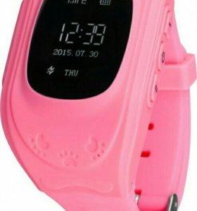 Детские GPS часы / Smart Baby Watch Q50