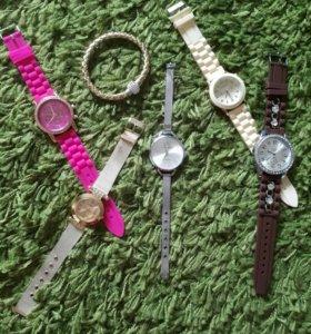 Часы женские новые браслет