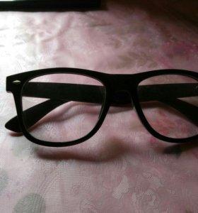 Очки нулевые