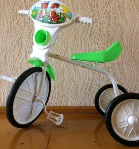 """Велосипед 3-х колёсный """"Малыш"""""""