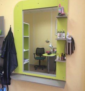 Парикмахеское зеркало