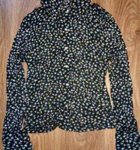 Рубашка и кофточка