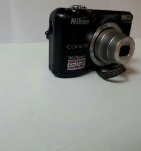 Фотоаппарат Nikon L 27