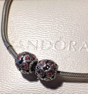 Подвески Pandora