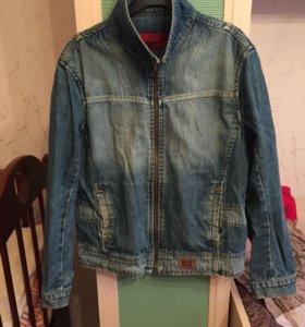Куртка джинсовая Climber