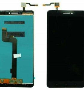 Дисплей для Xiaomi MI Max с тачскрином, чер.