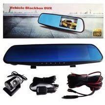 Зеркало регистратор vehicle black box
