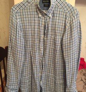 Рубашка Ostin(400₽),Рубашка Massimo dutti (700₽)