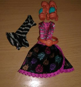 одежда для Monster High.