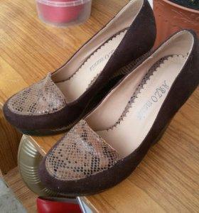 Женские туфли 33 размер