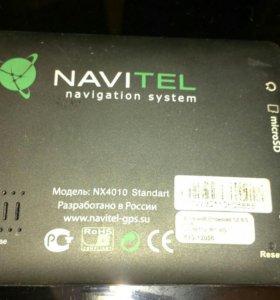 Навигатор navitel NX4010