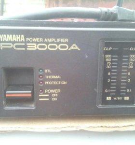 Усилитель YAMAHA PC3000A