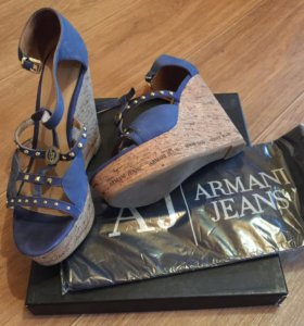Туфли босоножки Armani- оригинал SALE