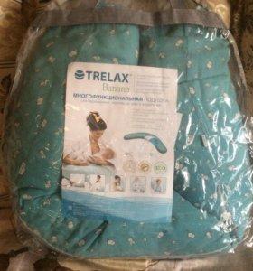 Подушка для беременных и кормящих и мама
