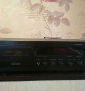 кассетная дека Yamaha kx-393