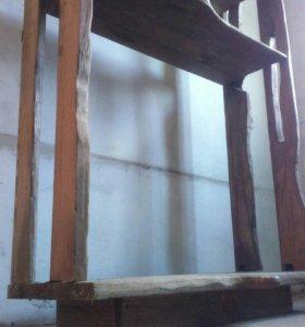 Стойка деревянная