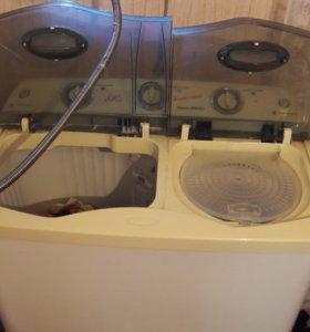 стиральная машинка , полуавтомат