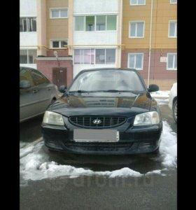 Hyundai Accent MT2