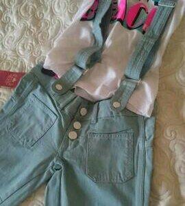 Новые джинсы Fornarina