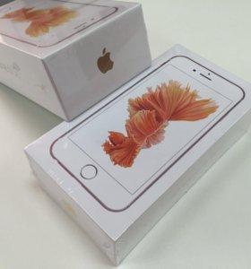 iPhone 6S Rose Gold 16Gb Ref