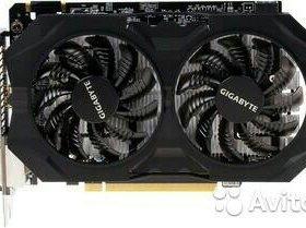 Видеокарта GigaByte GeForce GTX 950 WF OC