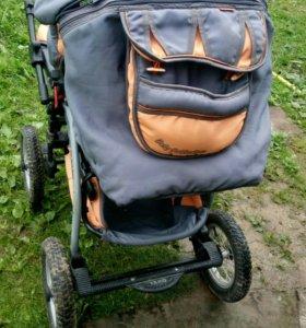 Детская коляска 3-в-1