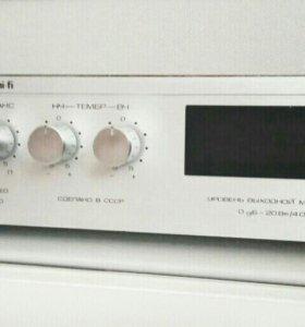 Усилитель radiotehnika y-101