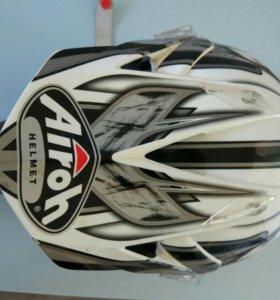 Шлем кросс эндуро airoh