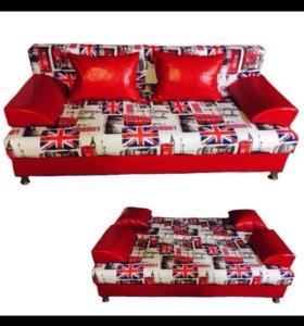 Диван Кровать Лондон не дорого новые диваны в асор