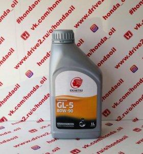 Масло в мкпп/Редуктор Idemitsu 80w90 GL-5 (1л)