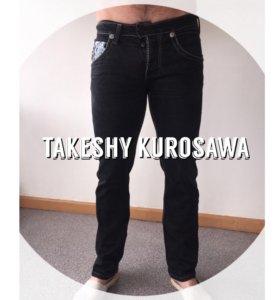 Джинсы мужские Takeshy Kurosawa