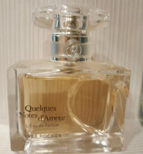 Духи Yves Rocher Quelques Notes d'Amour