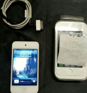 Apple ipod touch 4 16 gb white