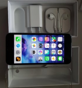 iPhone 6s 16 гб space gray