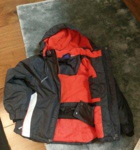 Горнолыжная куртка р-р98