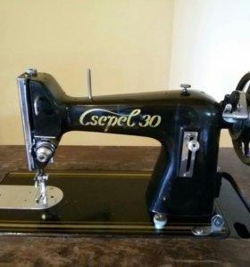 Csepel 30 (Чепел) швейная машинка антикварная