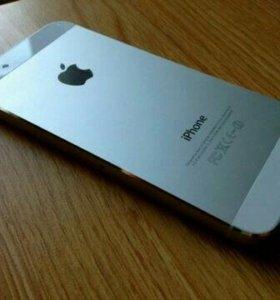 iPhone5s Bkack 32gb