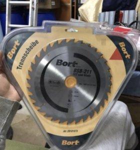 Новый пильный диск с 32 твердосплавными зубьями